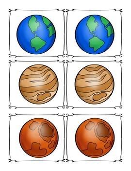Planet Matching