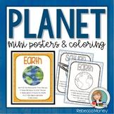 Planet Mini Posters