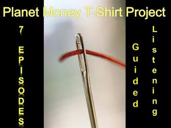 Planet Money T-Shirt Project