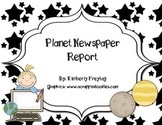 Planet Newspaper Report