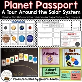 Planet Passport: Science Tour of the Solar System MEGA Packet