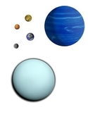 Planet Pictures / Clip Art with Transparent Backgrounds