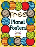 Planet Posters Freebie
