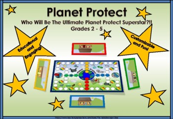 Environment Game about Protecting our Planet ~ Engaging & Unique!