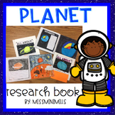 Planet Research Book