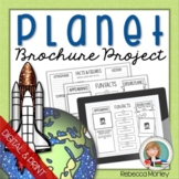Planet Research Brochure Template
