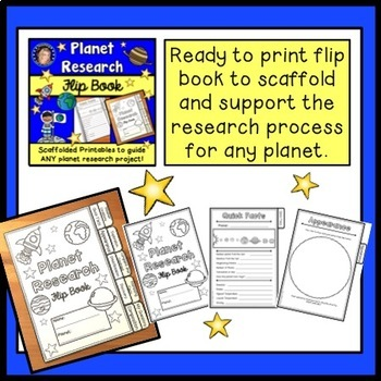 Planet Research Bundle