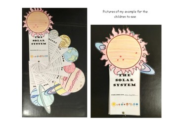 Planet Research Project - Solar System