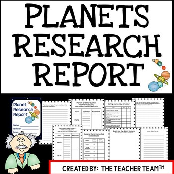 Planets and the Solar System Research Report