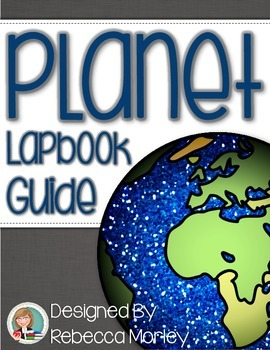 Planet Research Report Lapbook Guide