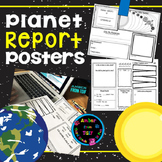 Planet Research Report Poster