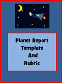 Planet Research Template and Rubric