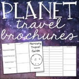 Planet Research Travel Brochures