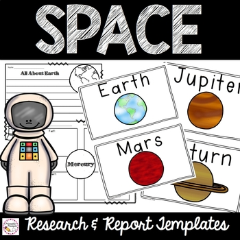 Planet Research and Space Report Companion