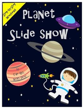 Planet Slide Show Project
