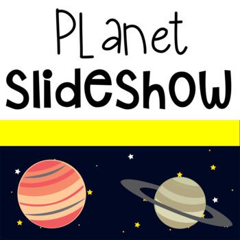 Planet Slideshow
