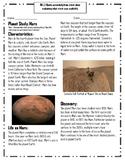 Planet Study: Mars