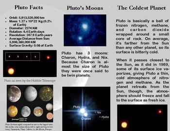 Planet Travel Brochure