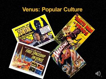 Planet Venus PowerPoint Presentation
