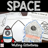 Planet and Space Writing Activities