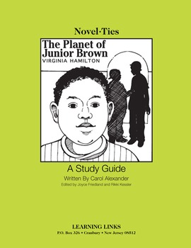 Planet of Junior Brown - Novel-Ties Study Guide