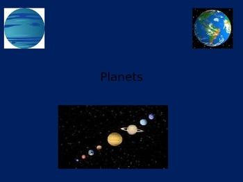 Planet unit