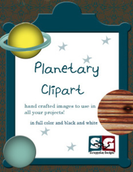 Planetary Clipart