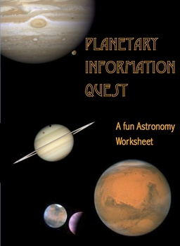 Planetary Information Quest