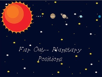 Far Out! Solar System PowerPoint