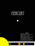 Planetary Posters - Mercury