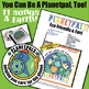 """Earthday MUSIC CD Songs Earth Themes """"Love the planet everyone everything on it"""""""
