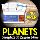 Planets Complete 5E Lesson Plan - Distance Learning