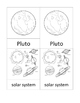 Planets 3-Part Cards