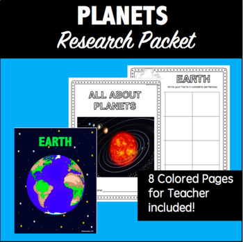 Planets - A Research Packet