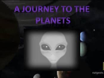 Planets: A Journey to the Planets (ANIMATED)