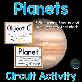 Planets - Around the Room Circuit