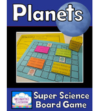 Planets Board Game