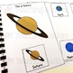 Planets Book | Adapted Book for Special Education and Autism