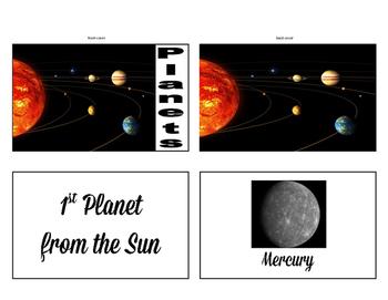 Planets Brain Builder Task Cards
