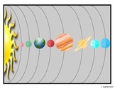 Planets and Our Solar System Cut and Paste/Label/Sequence/