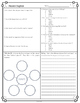 Planets Diagram and Comprehension Questions