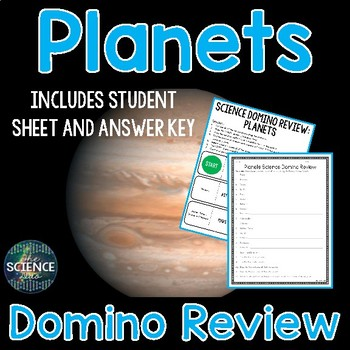 Planets Domino Review