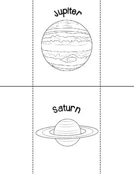 Planets Exploration Interactive Notebook