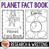 Planets Fact Book