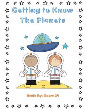 Planets: Getting to know the Planets