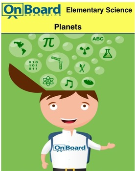 Planets-Interactive Lesson