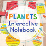 Planets Lapbook Interactive Notebook