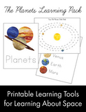 Planets Learning Pack