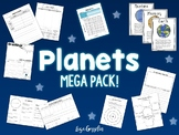 Planets MEGA Pack
