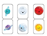 Planets Matching Game